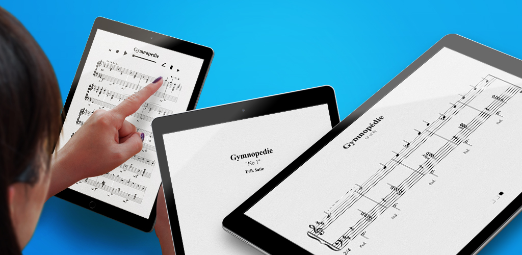 Gymnopedie No 1 Sheet Music App