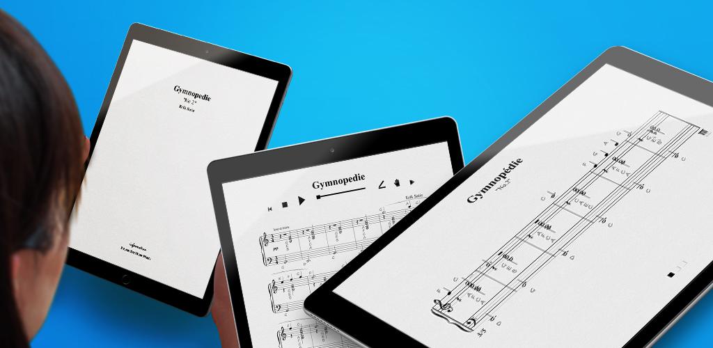 Gymnopedie No 2 Sheet Music App