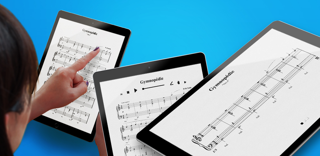 Gymnopedie No 3 Sheet Music App