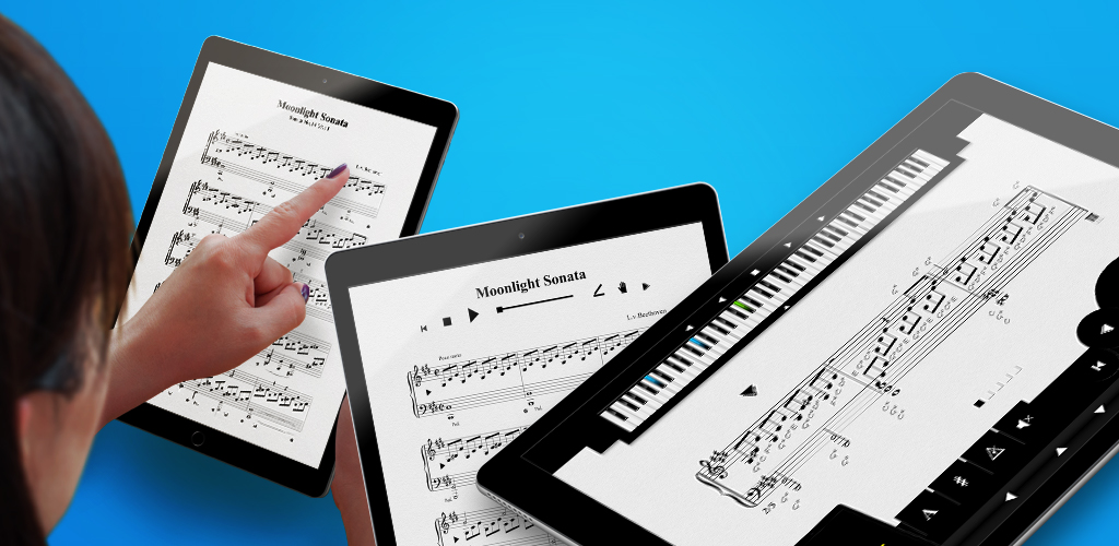 Moonlight Sonata Sheet Music App