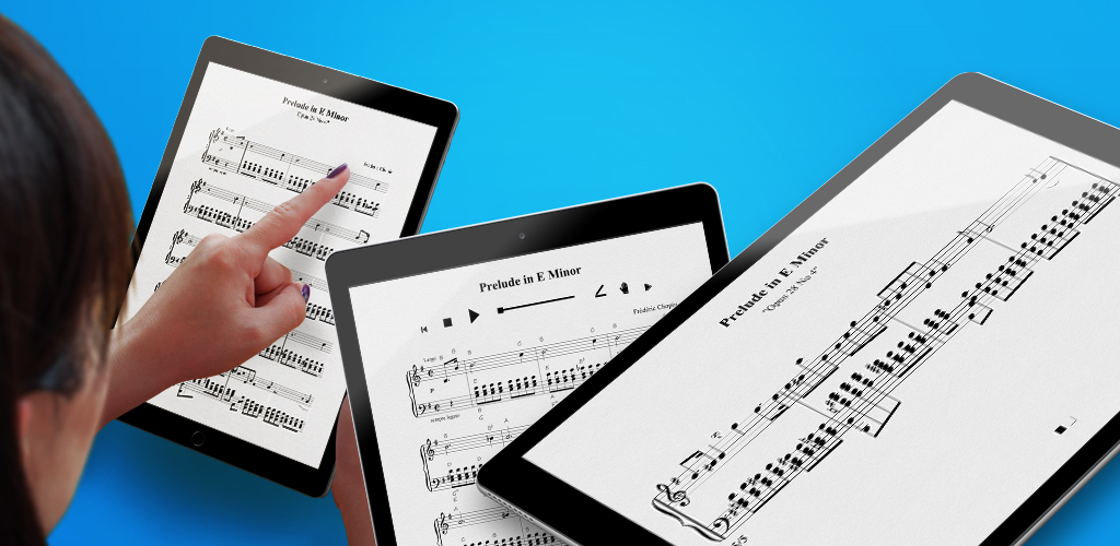 Prelude in E Minor Sheet Music App