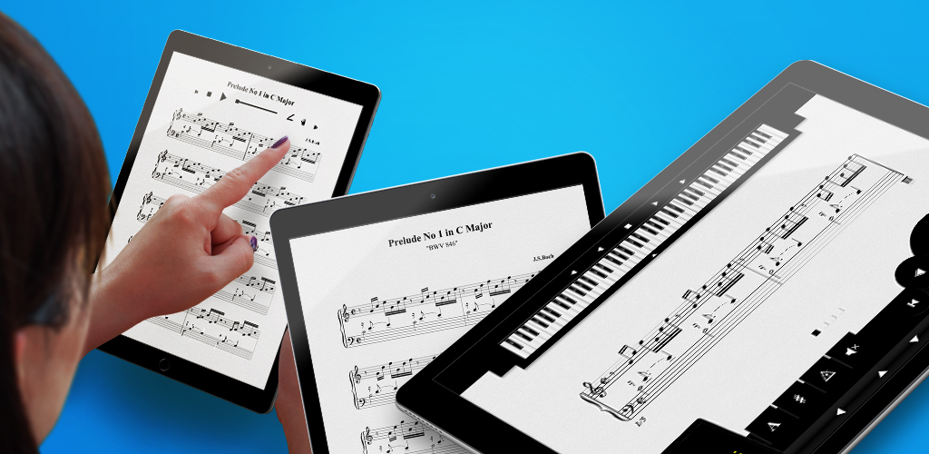 Prelude No 1 in C Major Sheet Music App